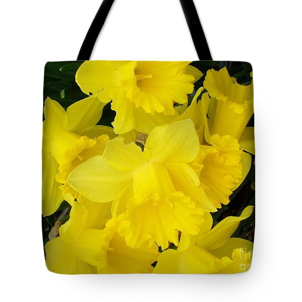 Springtime In Ireland Tote Bag by Patrick J Murphy