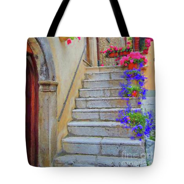 Springtime In Italy  Tote Bag
