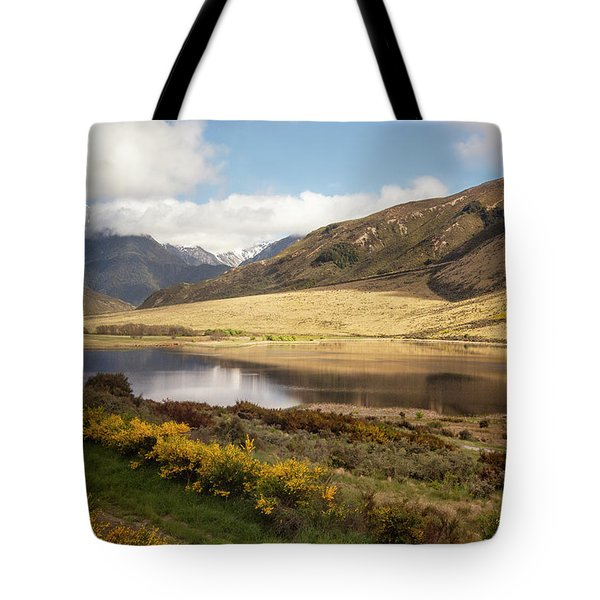 Springtime In New Zealand Tote Bag
