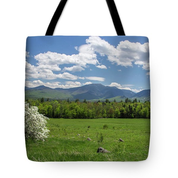 Springtime In Sugar Hill Tote Bag