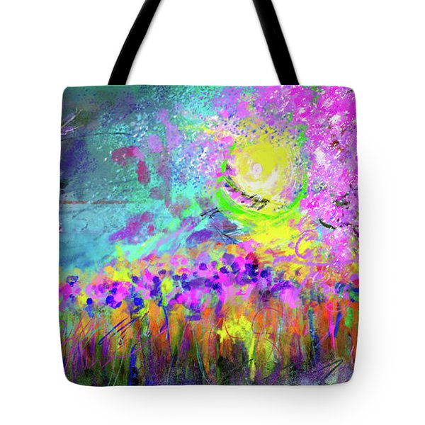 Springtime In Tennessee Tote Bag