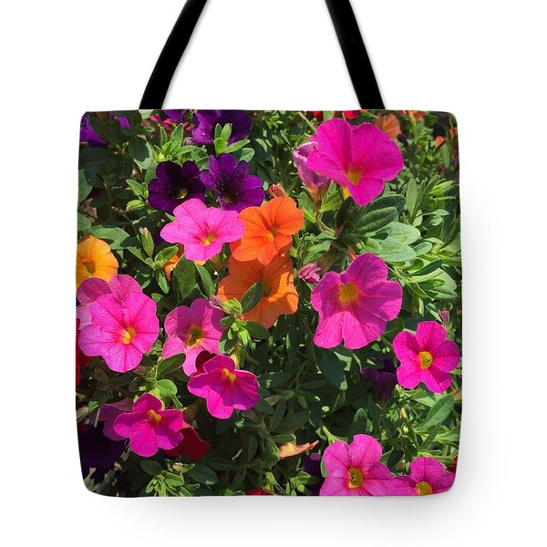 Springtime On The Farm Tote Bag