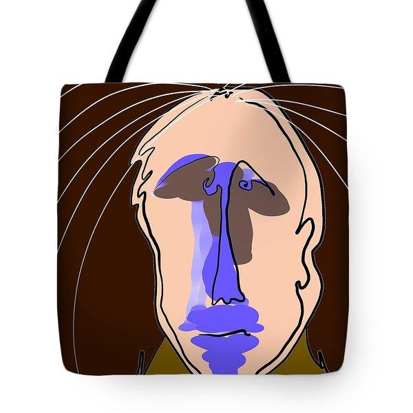 Sprinkler Head Tote Bag