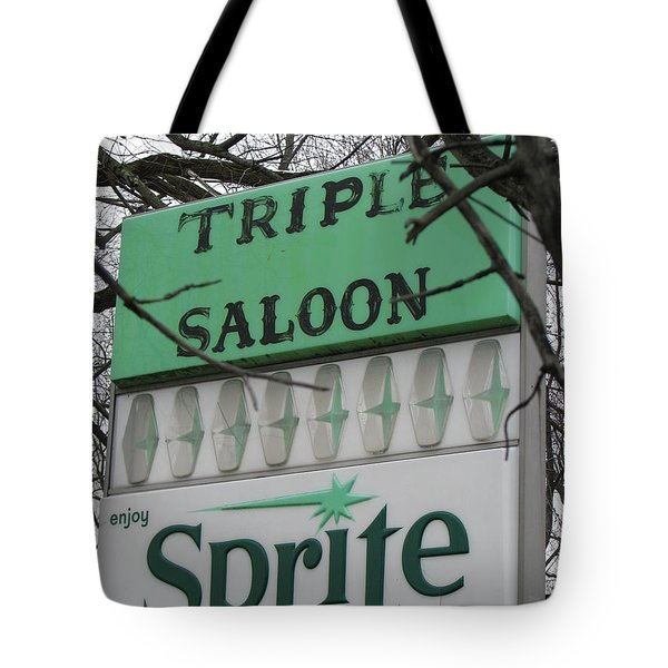 Tote Bag featuring the photograph Sprite by Michael Krek