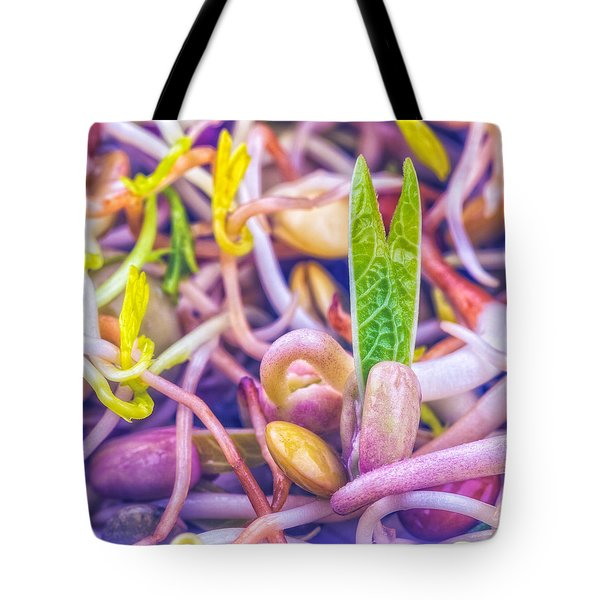 Sprouts Are Magic Tote Bag