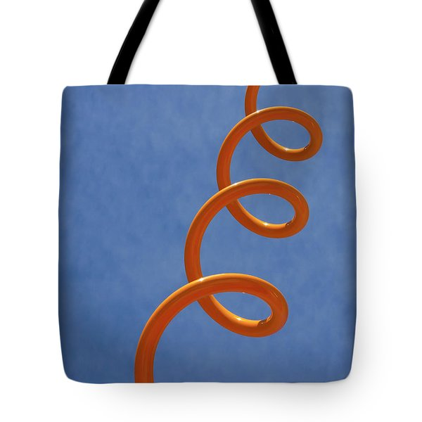 Sprung Tote Bag by Christina Lihani