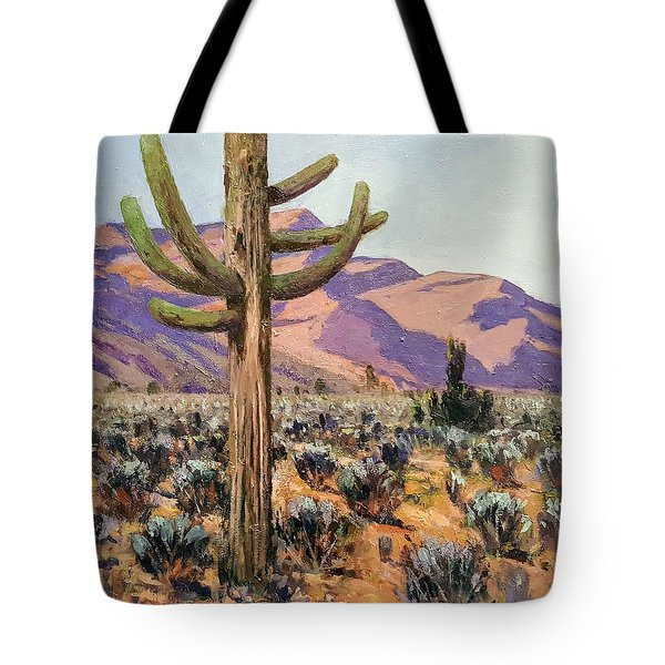 Spur Cross Ranch Tote Bag