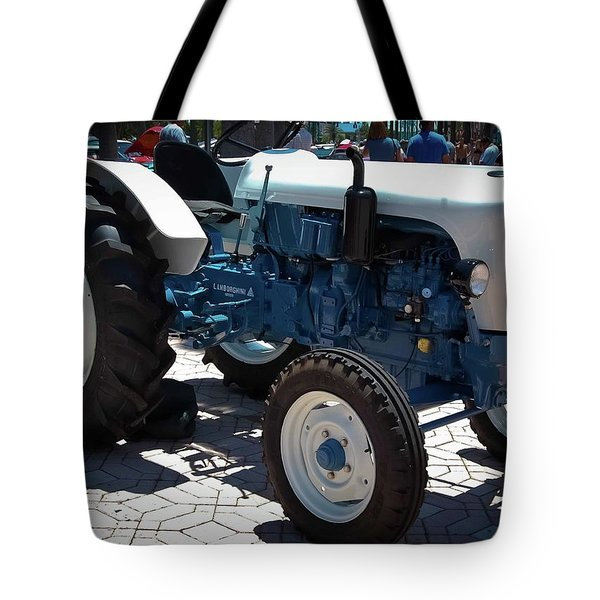 Spyder Bisnonno Tote Bag by DigiArt Diaries by Vicky B Fuller