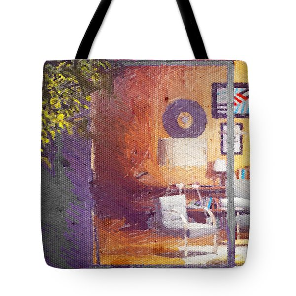 Spying Your Room Tote Bag
