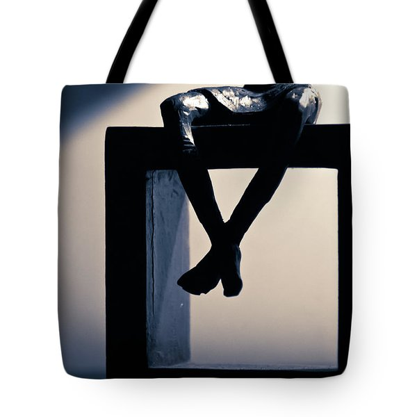 Square Foot Tote Bag