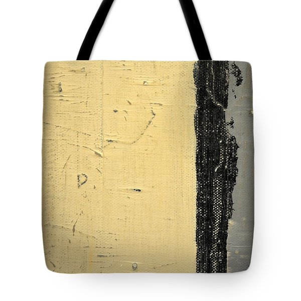 Tote Bag featuring the painting Square Study Project 11 by Michelle Calkins