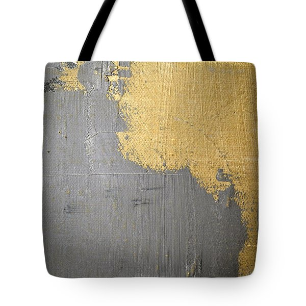 Tote Bag featuring the painting Square Study Project 6 by Michelle Calkins