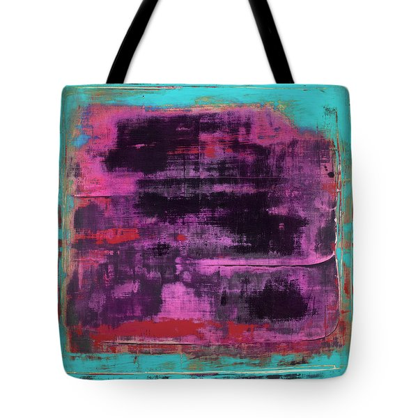 Art Print Square1 Tote Bag