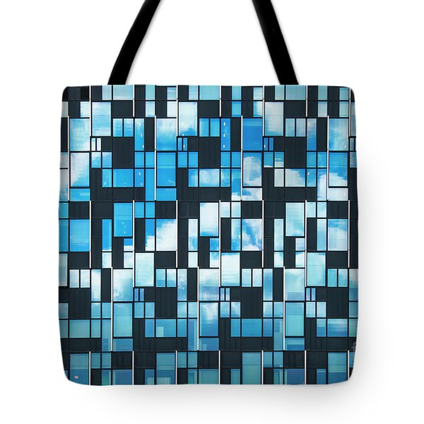 Squaretangle Tote Bag