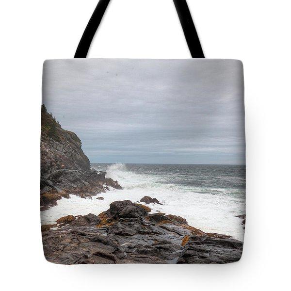 Squeaker Cove Tote Bag