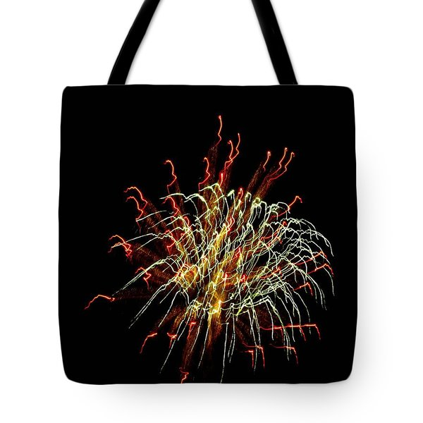 Squiggles 02 Tote Bag