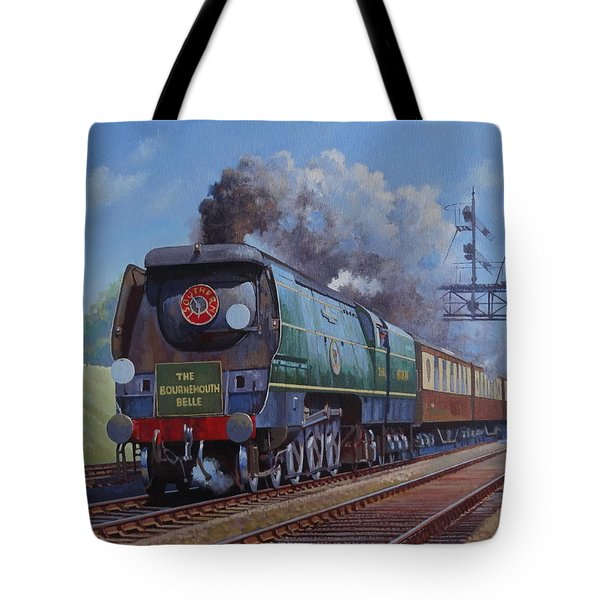 Sr Merchant Navy Pacific Tote Bag