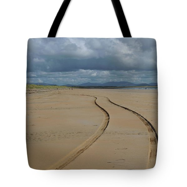 Srah Beach Claggan Island Tote Bag