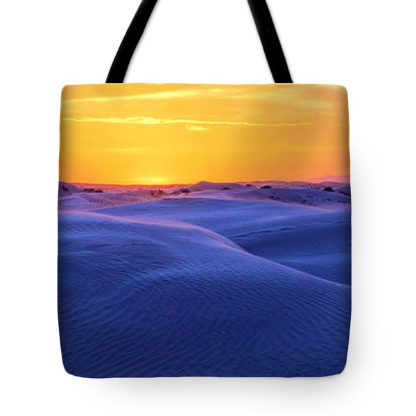 Scramble Tote Bag