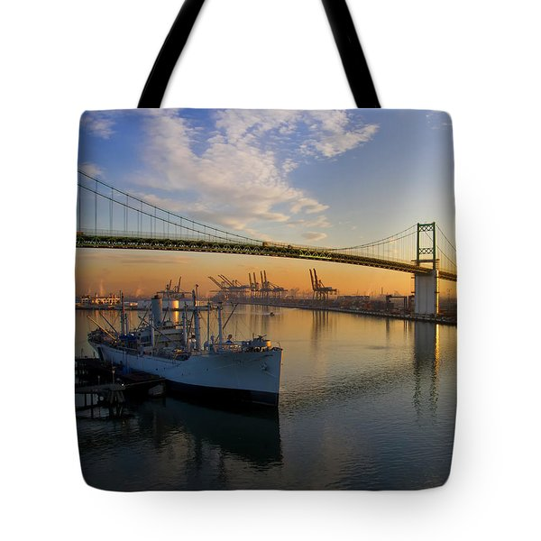 Ss Lane Victory Tote Bag