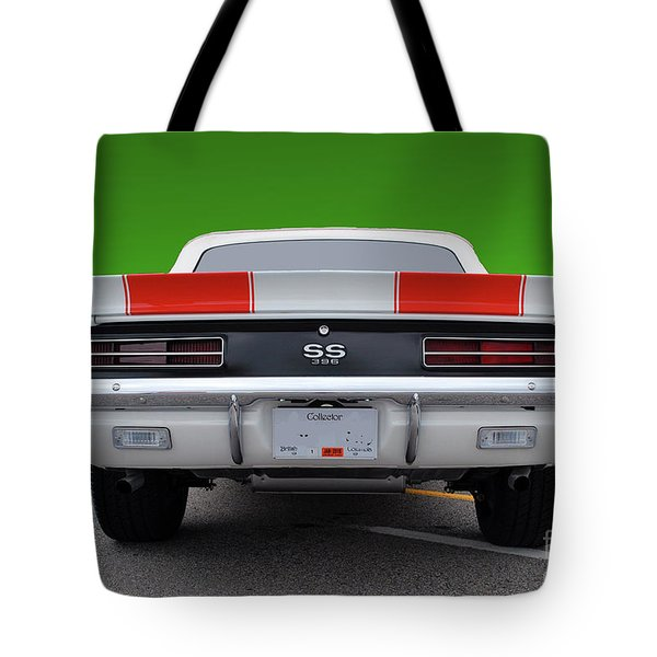 Tote Bag featuring the photograph Ss Type by Bill Thomson