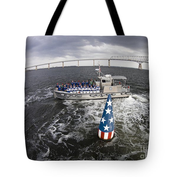 Ssc Buoy 121 Tote Bag