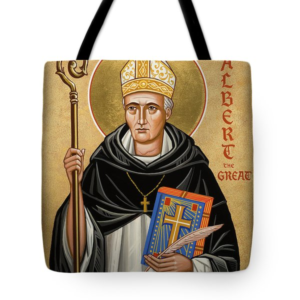 St. Albert The Great - Jcatg Tote Bag