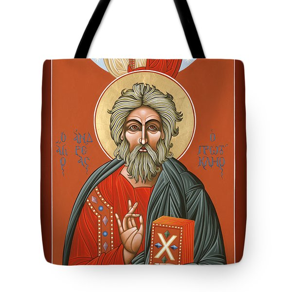St Andrew The First Called 135 Tote Bag