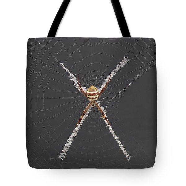 St. Andrews Cross Tote Bag