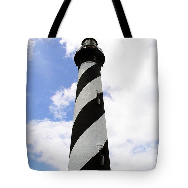 St. Augustine Light Tote Bag by Allan  Hughes