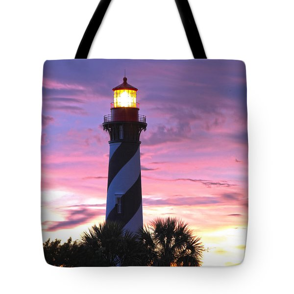 St. Augustine Light Tote Bag