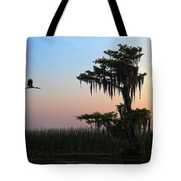 St Augustine Morning Tote Bag by Robert Och