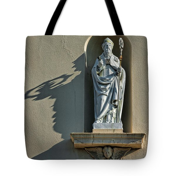 St. Augustine Of Hippo Tote Bag
