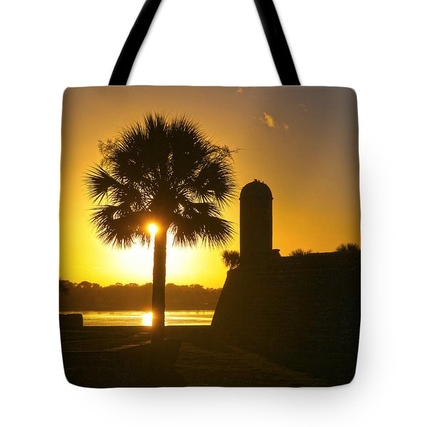St. Augustine Summer Tote Bag