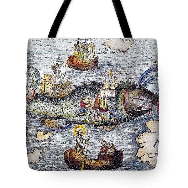 St. Brendan: Mass Tote Bag by Granger