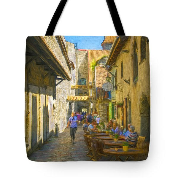 St. Catherine's Passage Tote Bag