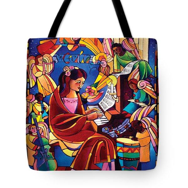 St. Cecilia - Mmcca Tote Bag