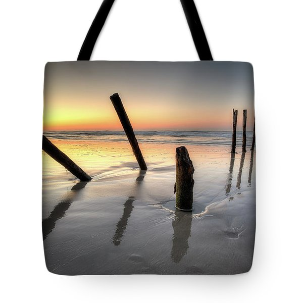 St Clair Sunset Tote Bag