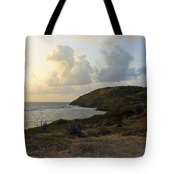 St. Croix Sunrise  Tote Bag