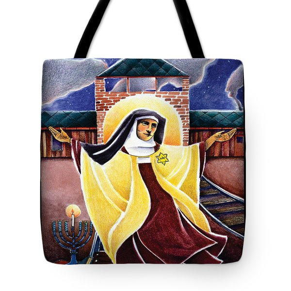 St. Edith Stein - Mmedi Tote Bag