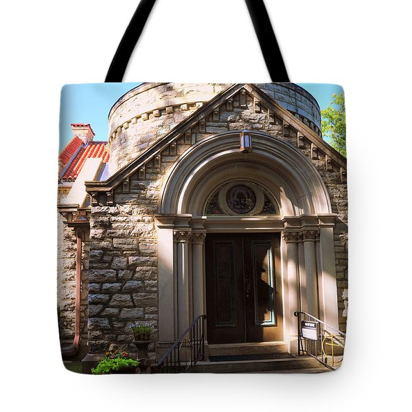 St Elizabeth's Catholic Church Tote Bag