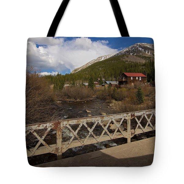 St Elmo Tote Bag