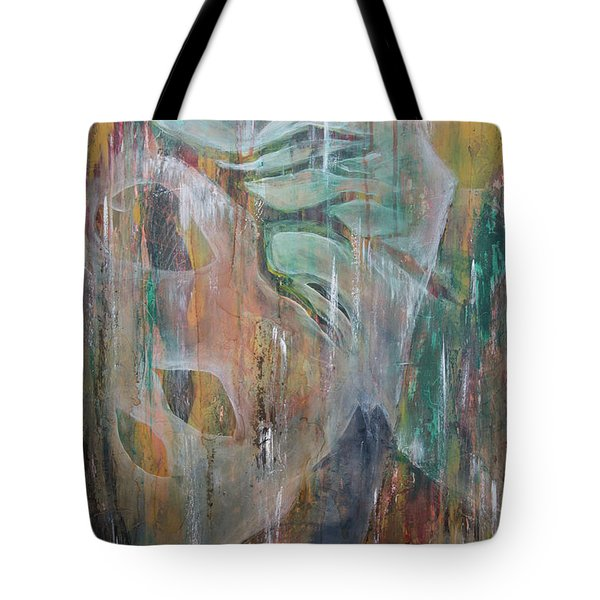 Tote Bag featuring the painting St Francis 4 by Jocelyn Friis