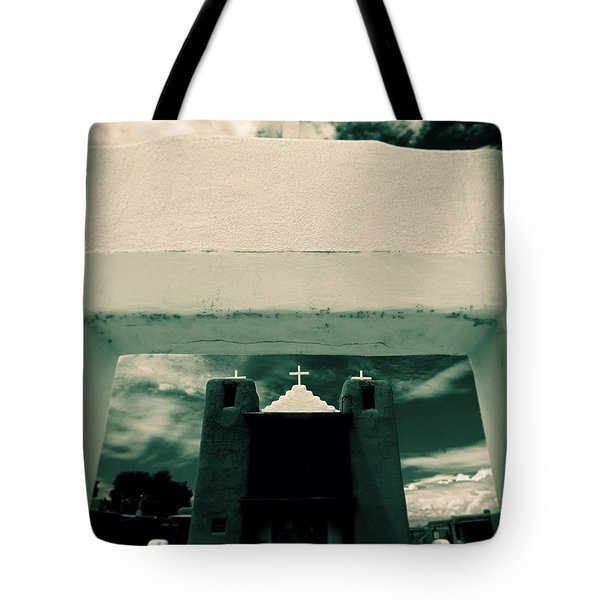 Channeling Ansel Tote Bag