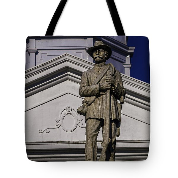 St. Francisville Courthouse Two Tote Bag
