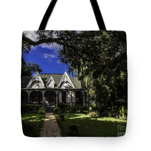 St Francisville Inn And Restaurant Tote Bag