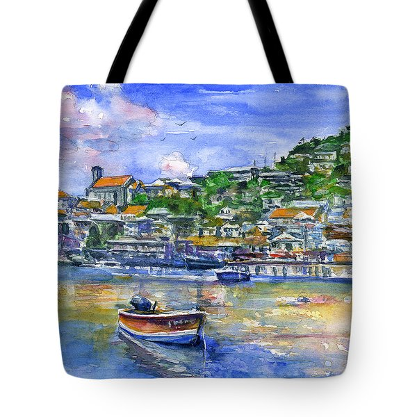 St. George Grenada Tote Bag