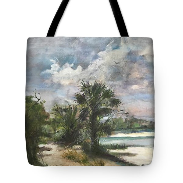 St. George Island Tote Bag