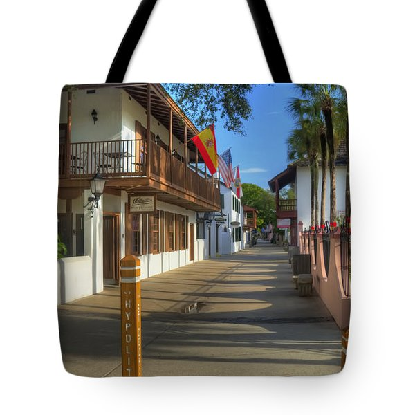 St George Street North Tote Bag