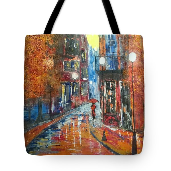St Germaine Paris Tote Bag by Judi Goodwin